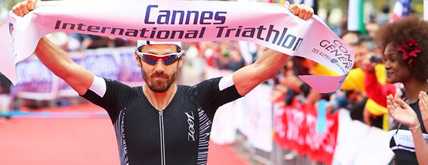 INTERNATIONAL CANNES TRIATHLON 2015