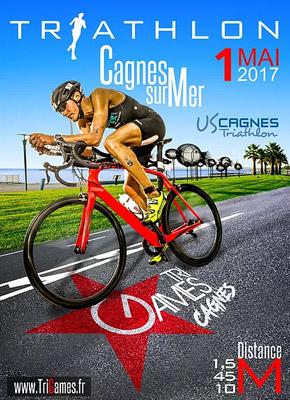 Triathlon de Cagnes Sur Mer